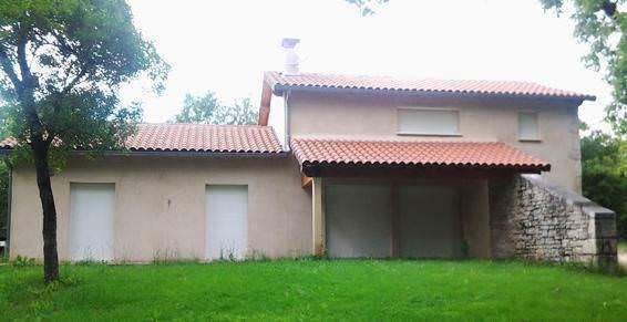 Restauration de bâtiments pierres près de Castelnau-de-Montmiral