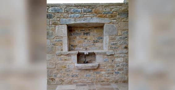 Restauration de bâtiments anciens aux environs de Nuzéjouls